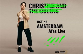 Christine and the Queens in de AFAS Live