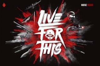 Warface presents Live For This in de AFAS Live