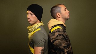 Twenty one pilots in de Ziggo Dome