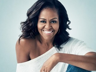 Michelle Obama in de Ziggo Dome