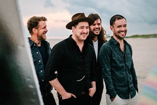Mumford & Sons in de Ziggo Dome