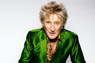 Rod Stewart in de Ziggo Dome